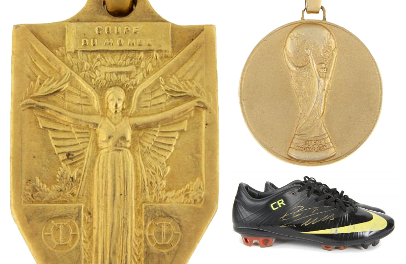 The Julien's Sports Legends sale will span almost a century of football history