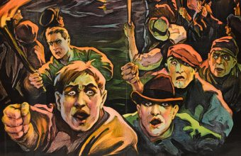 An original 1925 Phantom of the Opera poster could fetch up to $300,000 at Bonhams this May