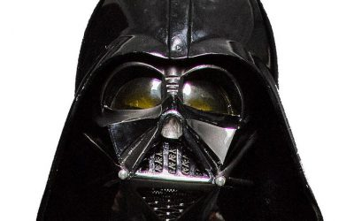 An original Darth Vader costume is heading for auction at Bonhams