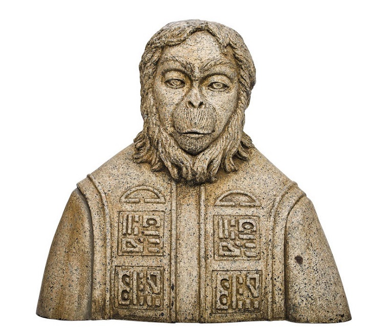 Planet of the Apes 'Lawgiver' bust