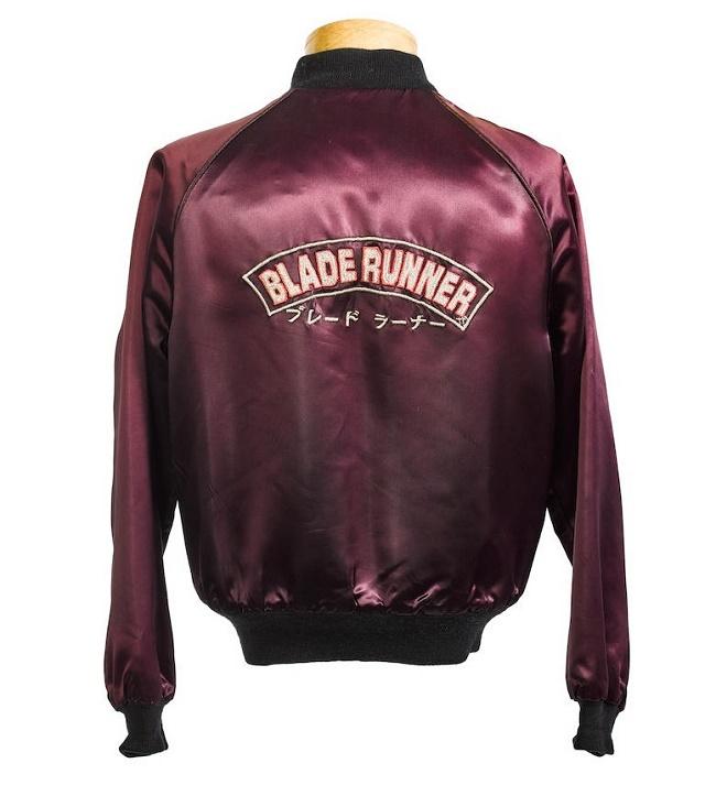 A Blade Runner crew jacket