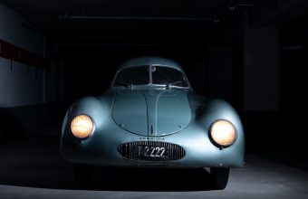 The Type 64, regarded as the world's first Porsche