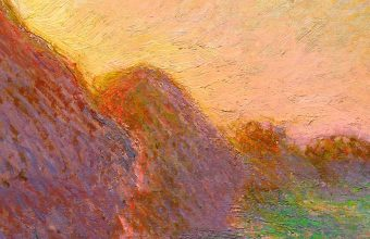 Claude Monet's Haystacks (1890)