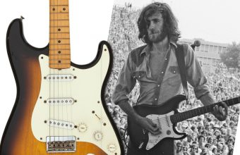 Graham Nash guitar collection to sell at Heritage Auctions
