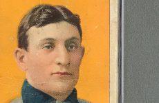 the Honus Wagner T206 card sold for $1.2 million