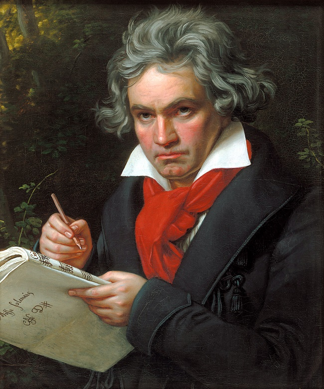 Ludwig Van Beethoven died in 1827 at the age of 56 after years of illness - although the exact cause of his death remains a mystery almost 200 years on.