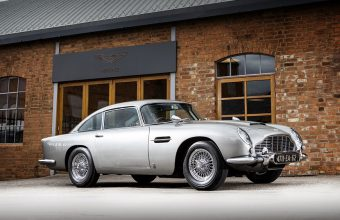 James Bonds 1965 Ason Martin DB5 up for auction at RM Sothebys