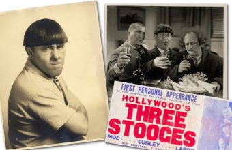the personal Three Stooges memorabilia collection of Moe Howard is set to auction at Nate D Sanders