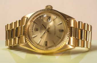 Jack Nicklaus gold rolex watch to sell for millions at charity auction