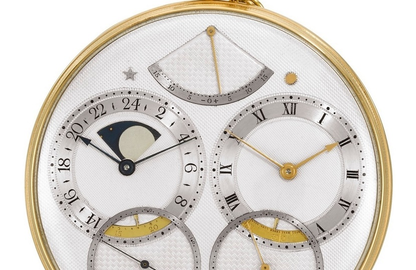 "Sotheby's to sell one of the world's ""most important"" watches"