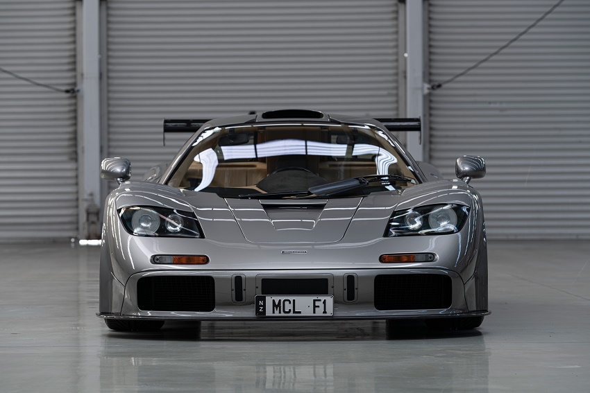 Even 25 years after it made its debut, the McLaren F1 is still widely regarded as the greatest supercar ever built