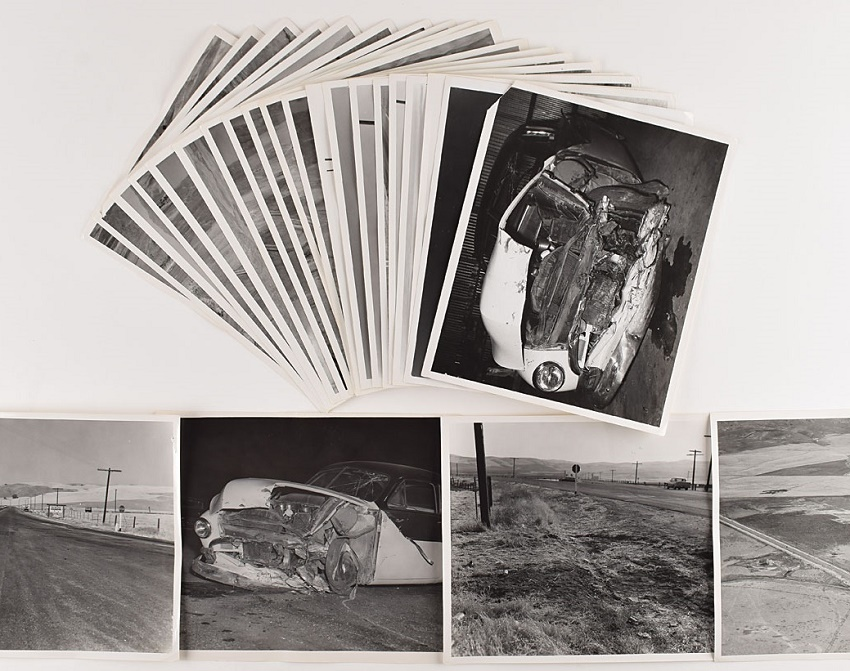 The archive of previously unseen photographs could fetch up to $30,000 when they go up for sale at RR Auction on August 15