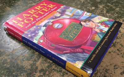 Harry Potter first edition book bought for £1 to auction at Hanson's for £30,000