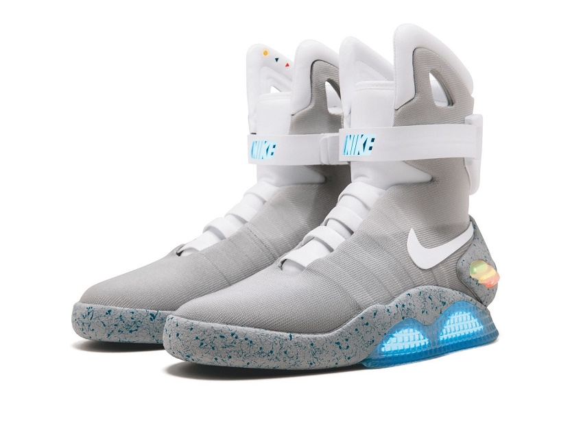 2016 Nike Mag 'Back To The Future'