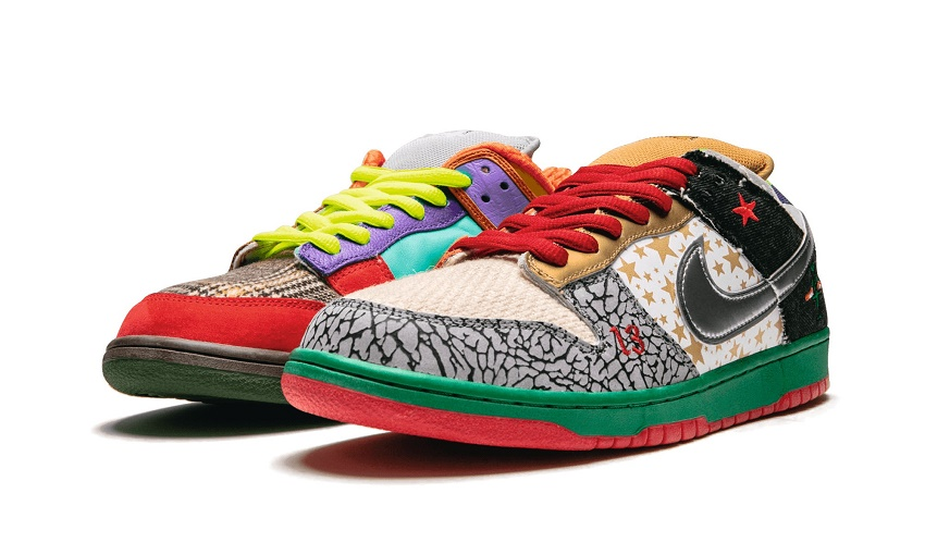 2007 Nike SB 'What The Dunk'