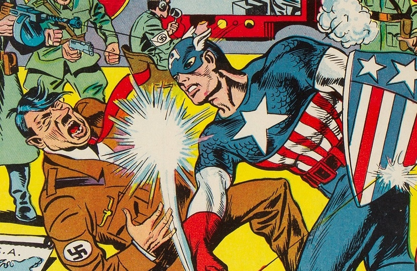 Captain America #1 comic book sells for world record $915,000 at Heritage Auctions