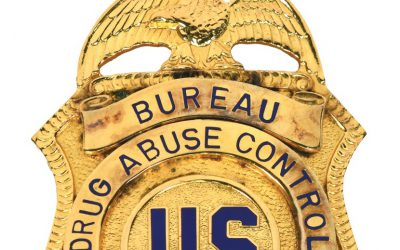 Elvis Presley's drug enforcement badge up for sale at Graceland Auctions