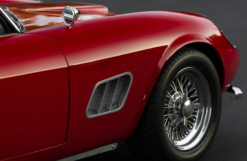 Ferris Bueller's replica Ferrari up for sale at Mecum Auctions