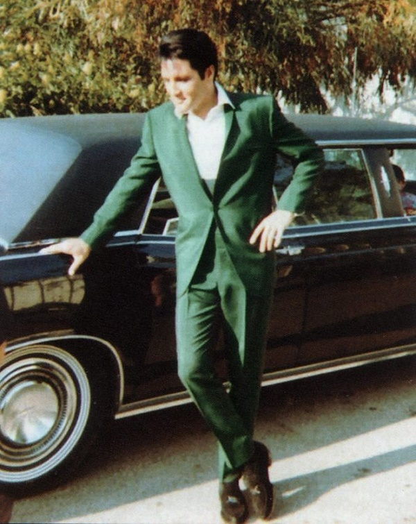 Elvis Presley S Lost Family Limousine Up For Auction