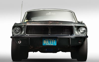 Steve McQuen's Bullitt Mustang to sell at Mecum Auctions