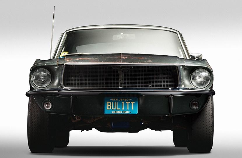 Steve McQuen's Bullitt Mustang to sell at Mecum Auctions