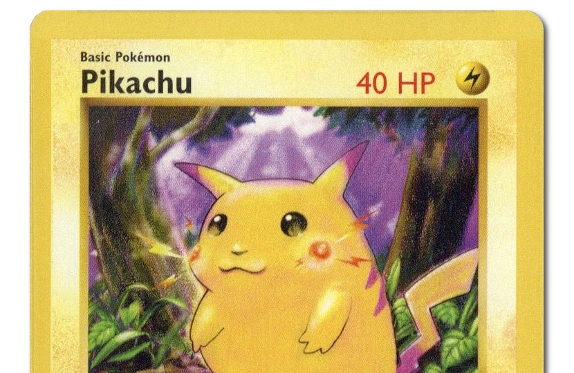 complete set of mint condition pokemon cards sold at auction for over $100,000