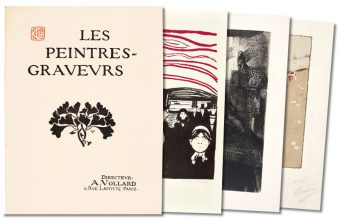 Print portfolio 'Les Peintres-Graveurs' to auction at Sothebys