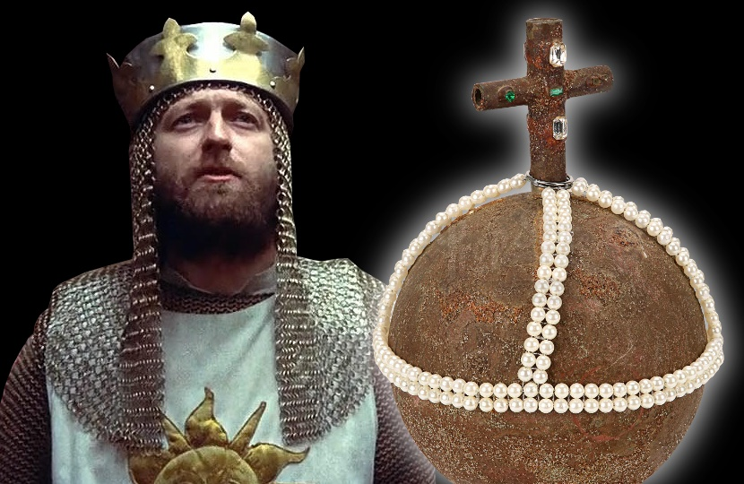 Holy Hand Grenade from MOnty Python and the Holy Grail up for auction