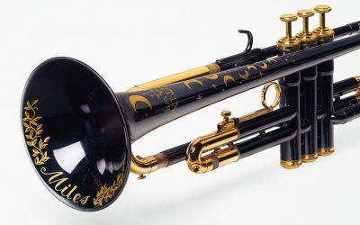 Miles Davis' trumpet to auction at Christie's