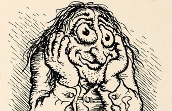 Robert Crumb original Stoned Agin artwork to sell at Heritage Auctions