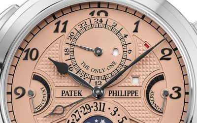 Patek Philippe Grandmaster Chime watch sold for world record $31 million at Christie's