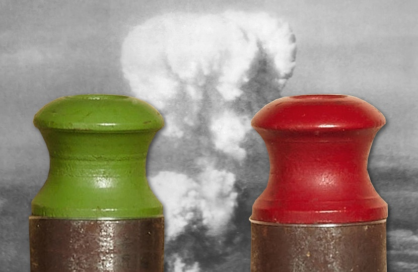 Bomb plugs from the Hiroshima atomic bomb to auction at Bonhams