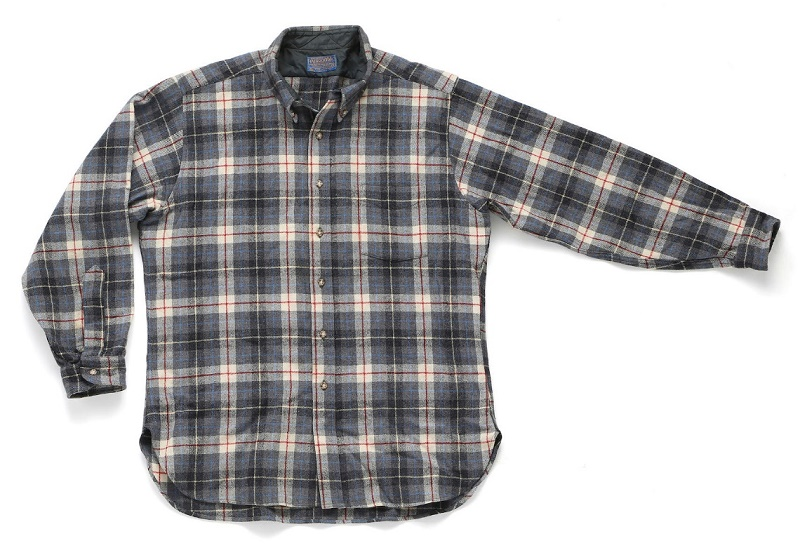 Fans will also have the chance to bid on a selection of Garcia's plaid shirts (Image: Bonhams)