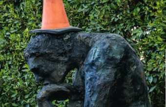 The Drinker by Banksy is set to auction at Sotheby's for up to £1 million