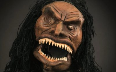 Trilogy of terror Zuni Doll sets record price for a horror movie prop