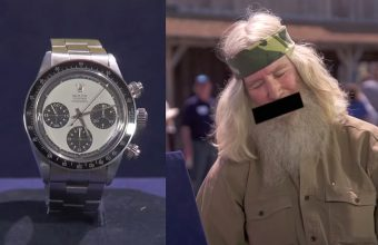 Vintage Rolex value stuns guest on Antiques Roadshow