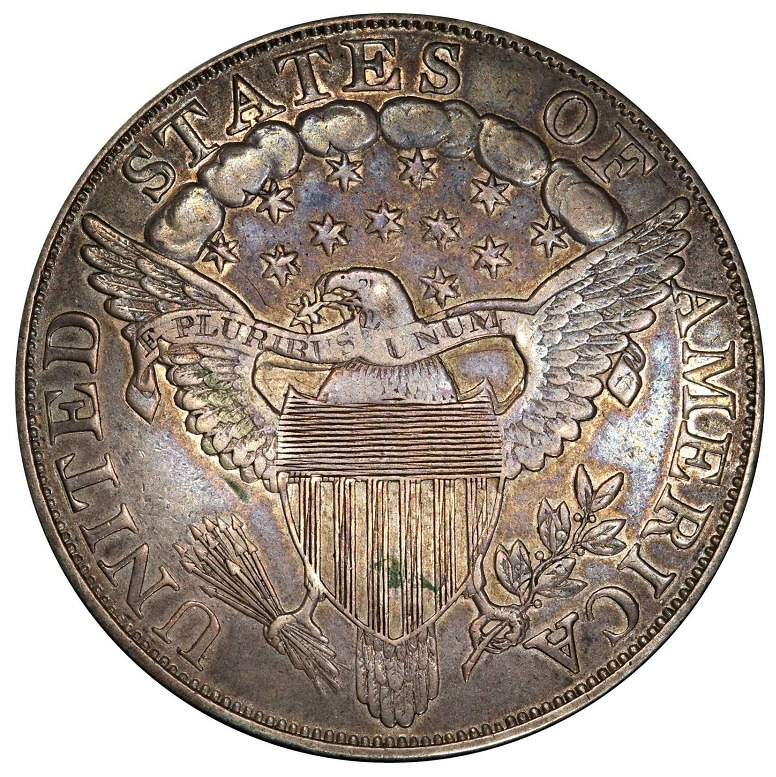 By rights the 1804 Silver Dollar shouldn't technically exist, and the 15 examples that do were all produced between 1834 and the 1870s (Image: Stack's Bowers Galleries)