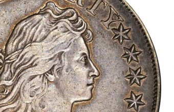 1804 silver dollar to auction at Stack's Bowers galleries