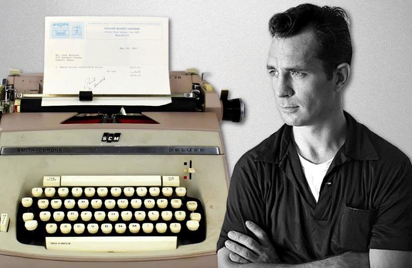 Jack Kerouac's last typewriter to auction at University Archives